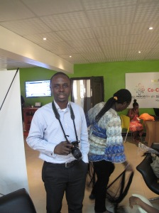 Tunji Eleso (Co-founder CCHUB)
